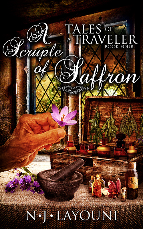 a-scruple-of-saffron-500x800-cover-reveal-and-promotional
